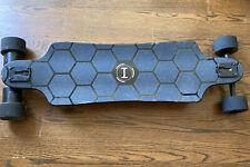 New listing Halo Beast Board Electric Skateboard Longboard 25miles Range eboard Used