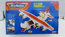 Galoob Micro Machines C-7 Air Cargo Action Playset 1980s
