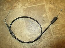 Suzuki RM 125 throttle cable new 58300-14110