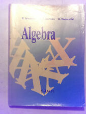Algebra - Nicoletti, Servida, Somaschi - CEDAM