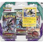 Pokemon Sun & Moon Guardians Rising 3-Booster Blister Pack, Vikavolt