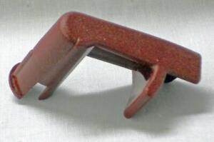 Hoover Steam Vac V2 Cleaner Recovery Tank Latch Left Hand 36153076 Maroon