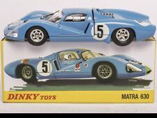 2pcs Dinky Toys Atlas 1410 1/43 Moskvitch 408 Alloy Diecast Car Model