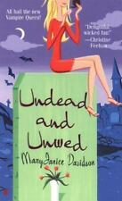 Undead/Queen Betsy: Undead and Unwed 1 by MaryJanice Davidson (2004, Paperback)