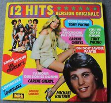 12 hits Ibach - carene cheryl chocolat's tony pacino ect ...., LP - 33 tours