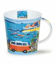 Dunoon Bay Watch VW Bus orange 0,48l Teetasse Mug Kaffeebecher Cairngorm