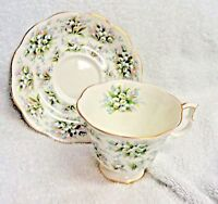 Royal Albert   Nell Gwyn Series Lambeth Cup and Saucer