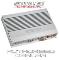 Ground Zero GZHA 2400XII 2 Channel Car Audio Amplifier 2x270w RMS at 4 ohm