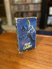 House By The Cemetary Rare Horror Vhs