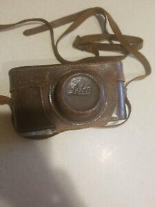 1939 Leica D.R.P. Ernst Leitz Wetzlar 35mm camera body  487677