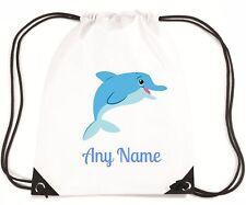 Personalised DOLPHIN PE/Swimming/School Bag - Mayzie Designs®