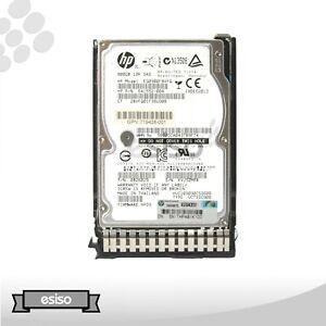 "719429-001 HUC101890CSS204 HPE 900GB 10K 6G SFF 2.5"" SAS SC HARD DRIVE"