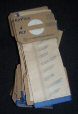 Lot of 36 Airplus Electrolux Upright Style U 4 ply Vacuum Bags