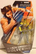 Marvel univers maverick action figure x-men origins wolverine comics series