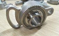 SUCFA201 to SUCFA206 Adjustable Bracket Mounted Ball Bearing 12-30mm Bore Select
