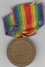 WW1 England Great War military medal 30746 private H Strong Gloucester Regiment
