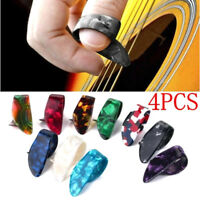 4Pcs/Set acoustic electric guitar picks plectrums DO