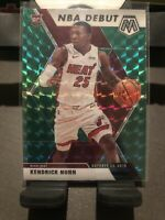 🔥HOT🔥 2020 Mosaic Kendrick Nunn NBA Debut Green SP Rookie MIAM HEAT 🔥📈🔥