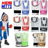 Kids Boxing Bag Gloves, MMA,Muay Thai Junior Punch Bag Mitts Girls Boxing