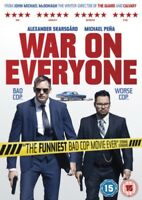 War On Everyone DVD Nuovo DVD (ICON10322)