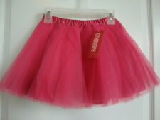Gymboree TRES CHIC Bright Pink Tulle Skirt Girl Size 4 4T NWT - Fall Winter