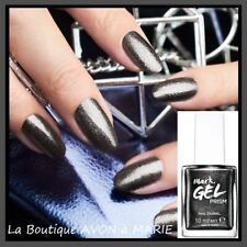 PRISM VERNIS à Ongles Scintillant NOIR Multi reflets AVON : BLACK MAGIC