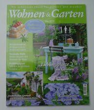Zeitschrift - Wohnen & Garten Mai/2019