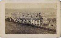 Trouville Casino CDV Lepetit Vintage Albúmina Aprox 1865