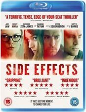 Side Effects (Blu-ray, 2013)