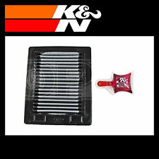 K&N Air Filter Replacement Motorcycle Air Filter for Yamaha TT225/XT225| YA-2292