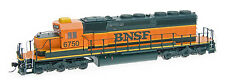 Bnsf Heritage 1 Railroad Sd40-2 By Intermountain W/Dcc & Loksound