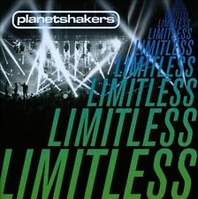 Limitless by Planetshakers (CD)