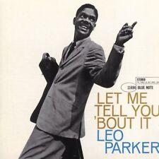 Leo Parker - Let Me Tell You Bout It [New CD] Bonus Tracks, Manufactured On Dema