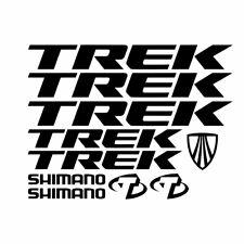 Trek Replacement Mountain Bike Frame New Style X10 - Vinyl Stickers Decals