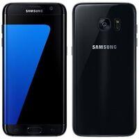 Brand New Samsung Galaxy S7 Edge Black Onyx SM-G935F LTE 32GB 4G Sim Free