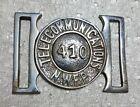 Pakistan, TELECOMMUNICATION , N. W. F . P , Belt Buckle , Numbered