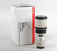 Canon EF 300mm f/4.0L IS Lens