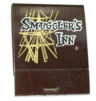 Vintage Smugglers Inn Tucson Arizona Matchbook Business Closed