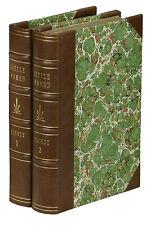 Little Women ~ LOUISA MAY ALCOTT ~ First Edition Set v1 1st Printing ~ 1868 1870