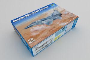 TRUMPETER® 03225 Russian MiG-29SMT Fulcrum in 1:32