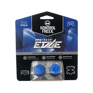 Kontrol Freek PS4 & PS5 Controller Thumb Performance Grip Edge Blue (2pc) - NEW