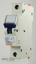 GEWISS Series 90-MT60 GW 92 206 - 10A TIPO B singolo palo MCB NUOVO