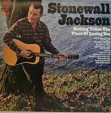 """Stonewall Jackson - Nothing Takes the Place of Loving You CS 9669 12 """" LP (x"""