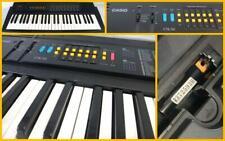 Casio Electronic Keyboard Piano CTK-50 100 Tones 100 Rhythms 49 Keys WORKING