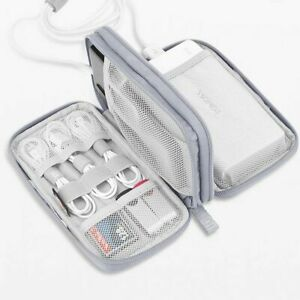 Diabetic Case Travel Pouch Insulin Medical Protector Storage Bag Pockets Divided