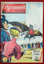 Fripounet Marisette Coeurs Vaillants  N° 16 du  18 AVRIL 1963 bon etat
