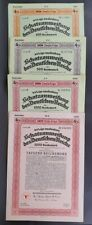 More details for e535 a collection of twelve german bond certificates issued 1936-1937