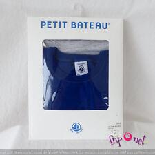 Neuf/2 t-shirts MC PETIT BATEAU 2 ans (dep226 18164)