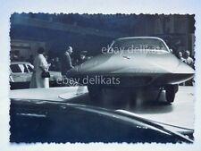 TORINO 1955 37 SALONE INTERNAZIONALE AUTOMOBILE auto car GILDA GHIA 4