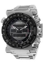 New Mens Invicta 13077 Intrinsic Analog-Digital Swiss Bracelet Watch